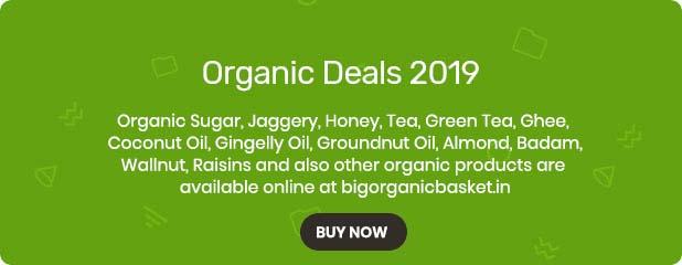 Big Organic Basket - Online Organic Store